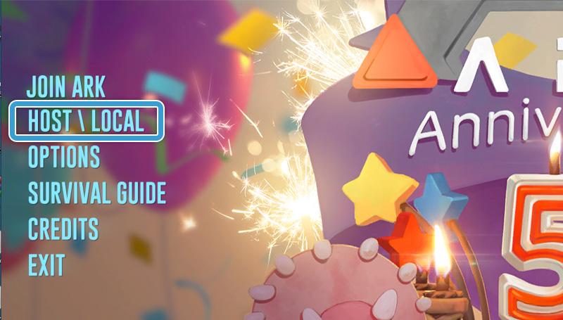 Tilslut din ARK-server med Epic Games