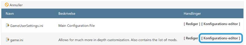 Installer automatisk Workshop addons på din ARK server hos Nice-Hosting.dk