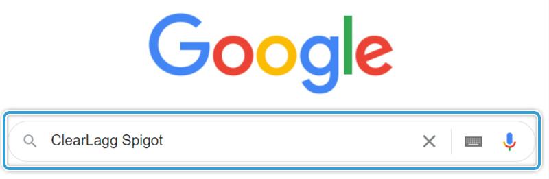 Plugin søgning på Google